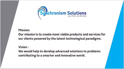 synchronism solutions company